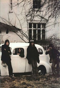 Pink Floyd in The 70s