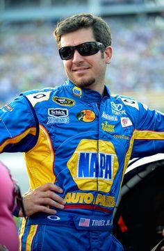 Nascar Driver - Martin Truex Jr ........oh NAPA!!!!!!