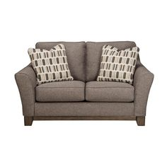 Janley Loveseat | Weekends Only Furniture and Mattress