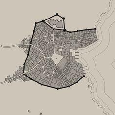 Medieval fantasy city generator.