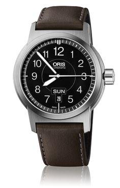 Oris BC3 Sportsman Day Date - 01 735 7640 4164-07 5 22 55 - Oris BC3 - Oris - Purely mechanical Swiss watches.