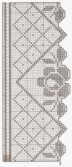 Patterns and motifs: Crocheted motif no. 423