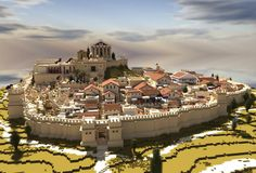 The Greek City of Amphipolis