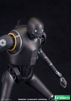 Kotobukiya continues to crank out new Star Wars statues ahead of the Rogue One movie release with this scale ARTFX+ collectible that's coming in May Star Wars Merchandise, Disney Merchandise, Kotobukiya Star Wars, Diesel, Steampunk, Star Wars Models, Star Wars Droids, Disney Plus, Robot Design