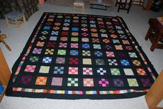 Quilt for Heather - via @Craftsy