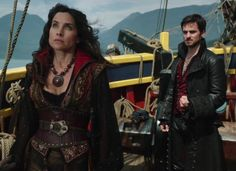 Confessions of a Seamstress: The Costumes of OUAT - Season 2, Part 1