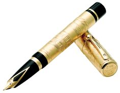 Sheaffer Centennial Limited Edition Solid Gold Fountain Pen