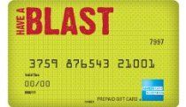 American Express Have A Blast Gift Card