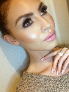 Kissable Complexions...Dior Hydra BB Cream and soft eyes