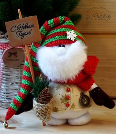 Yulia Gula's photos Handmade Christmas Decorations, Christmas Centerpieces, Christmas Crafts, Map Crafts, Diy And Crafts, Mary Christmas, Holiday Fun, Holiday Decor, Christmas Crochet Patterns