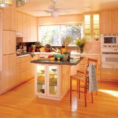 A veteran architect shares his strategies for building a better kitchen island. | Photo: Mick Hales | thisoldhouse.com