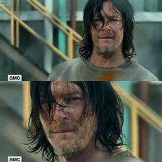 Some clips of #DarylDixon from the next #TWD. #TheCell. (WalkingDead_AMC)