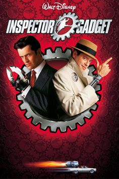 Inspector Gadget - 23 Jul 1999; I watched it on 24 Jul 2016