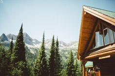 Intimate Mountain Wedding at Island Lake Lodge