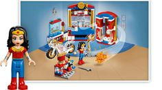 DC Super Hero Girls - LEGO.com