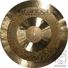 "Istanbul Agop 22"" Custom Series Sultan Jazz Ride Cymbal"