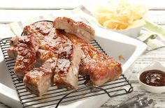 Costillas de Cerdo en Salsa de Tamarindo #Delicioso #RYC #Carne #Tamarindo