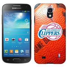 LA Clippers Game Ball Samsung Galaxy S4 Case - $14.99