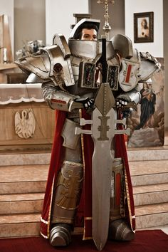 Inquisitor Lord Hector Rex del juego Warhammer 40K