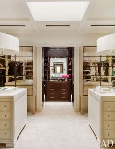 1000 images about a closet a girl can dream about on for His and hers walk in closet