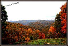 2012 Knott County, Kentucky mountains