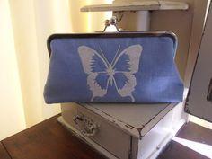Linen Butterfly