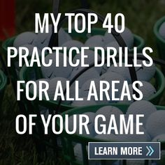 Awesome 4 Awesome Short Game Practice Drills - Golf Tips & Instruction For The Mental Ga. - All About Golf Golf Tournament Games, Golf Mk4, Golf Basics, Basketball Tricks, Basketball Hoop, Volleyball, Golf Practice, Golf Chipping, Chipping Tips