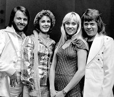 ABBA was a Swedish pop group formed in Stockholm in comprising Agnetha Fältskog, Benny Andersson, Björn Ulvaeus and Anni-Frid Lyngstad. Mamma Mia, I Know You Lyrics, Stockholm, Grand Prix, Musica Pop, Jean Marie, Peter Gabriel, Eurovision Songs, Yours Lyrics