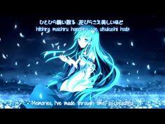 【東方風神録】君の夢 『hatsunetsumiko's』【Subbed】 - YouTube
