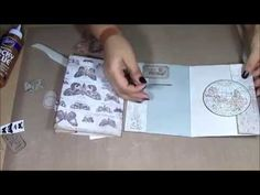 Tim holtz Crowded Junk Journal - Start to finish - YouTube