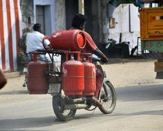 After petrol and diesel, now LPG prices hiked..!!! A day after hiking the prices of petrol and diesel, oil marketing companies on Wednesday hiked the rate of non-subsidised LPG cylinder by Rs. 21. Read More:http://goo.gl/RlHcDd