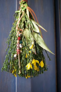 Spring Cleaning! The Magical Besom // Gather Victoria  #springcleaning #herbalife #herbalism #herbalist #hedgewitch