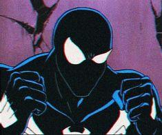 Black Spiderman, Spiderman Art, Amazing Spiderman, Marvel Art, Marvel Comics, Aesthetic Art, Aesthetic Anime, Hobgoblin, Comic Panels