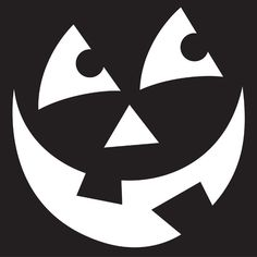 Free pumpkin carving stencils. Several to chose from.
