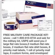 Deployment care packages                                                                                                                                                     More