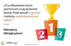 Wszystkim olimpijczykom Igrzysk Zimowych w Sochi życzymy sukcesów medalowych!
