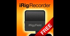 Read reviews, compare customer ratings, see screenshots, and learn more about iRig Recorder FREE. Download iRig Recorder FREE and enjoy it on your iPhone, iPad, and iPod touch.