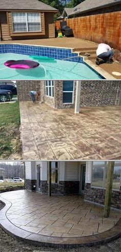 Noe Gonzalez is an experienced concrete construction worker who always provides quality labor. He offers custom concrete finishing, patio construction, stamping, and more.