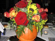 Fall Wedding Centerpieces - Centerpiece Ideas For Your Wedding