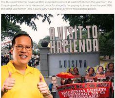 Partner 4 Change: Ang Dahilan Kung Bakit Lumiit Ang Pera Ng Kaban Ng Bayan: Unpaid Tax Obligation of Hacienda Luisita
