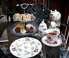 Top 5 Places for afternoon tea san diego