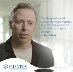 Create great visual content on your website but also make sure it's optimized so it gets shared. -Ian Cleary   #branding #brand #socialtips #IanCleary #SocialMediaStrategist #socialmediatips #identity #brandidentity #socialmedia #marketing #good #perfect #business #dubai #fun #image #cool #picture #smart #creativity #ideas #graphics #mydesign #designs #design #mydubai #Phantom #PhantomUAE