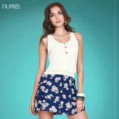 Vestidos de moda.. Luce deslumbrante. Moda femenina DUPREE Short Dresses, Women, Fashion, New Trends, Feminine Fashion, Short Gowns, Moda, Women's, La Mode