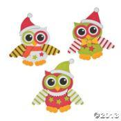Christmas Owl Craft Kit