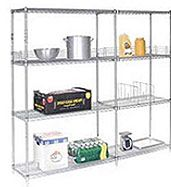 Global Industries - Wire Shelving