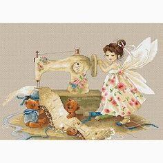 Needlework Fairy