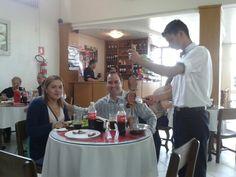 Disfrutando el FINDE en el Restaurante Boi Brasino en Quarai. Gracias a Dios por nuestro Negocio crecer cada día y en automático... http://tamaywili.com