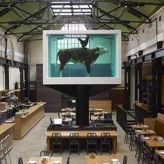 Restaurante Tramshed | London
