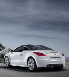 Peugeot RCZ: Con más garra