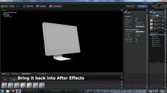 Using Video as Textures in Element 3D, via YouTube.